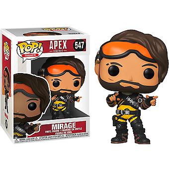 Apex Legenden Mirage Pop! Vinyl