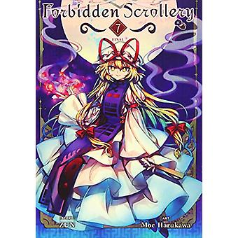 Forbidden Scrollery - Vol. 7 by Moe Harukawa - 9781975303525 Book