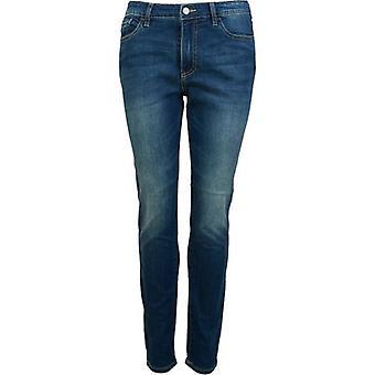 Armani Exchange Yüksek Rise Süper Skinny Jeans