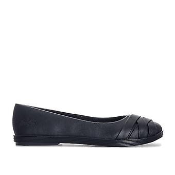Women's Blowfish Malibu Gabia Ballet Shoes in Black
