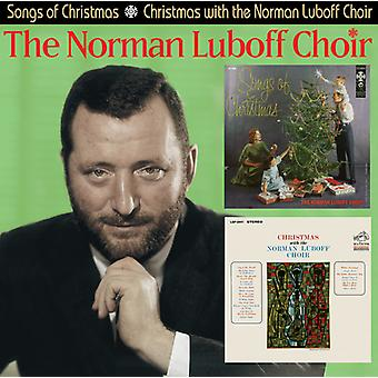Norman Luboff - Songs of Christmas / Christmas with the Norman [CD] USA import