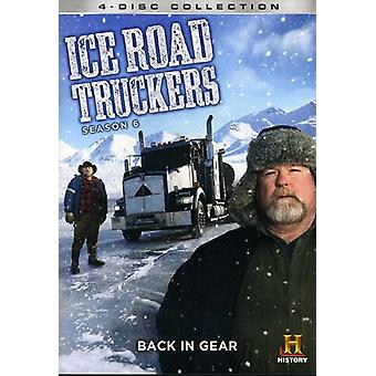 Ice Road Truckers: The Complete Season Six  [4 Discs] [DVD] USA import