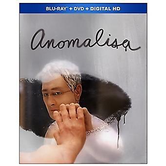 Anomalisa [Blu-ray] USA import