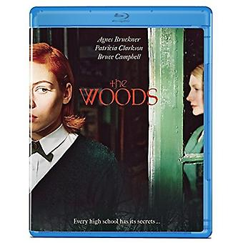 Woods [Blu-ray] USA import