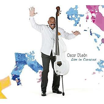 Oscar D'Leon - Live in Caracas [CD] USA import