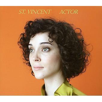 St. Vincent - Actor [CD] USA import