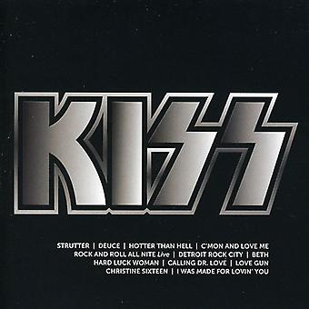 Kiss - Icon [CD] USA import