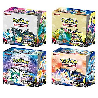 324Pcs Pokemon TCG: Sun & Moon Bonds Booster Box Trading Card Game - Game Collection Cards