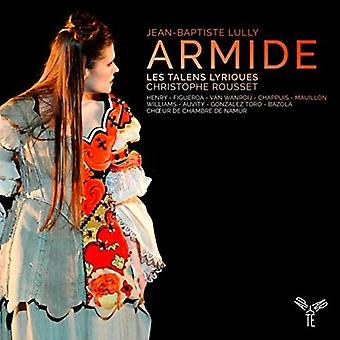 Lully / Les Talens Lyriques - Armide [CD] USA import