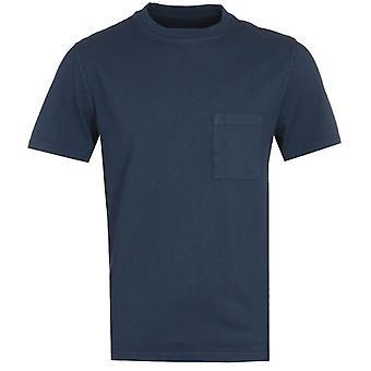 Albam Workwear Navy T-Shirt