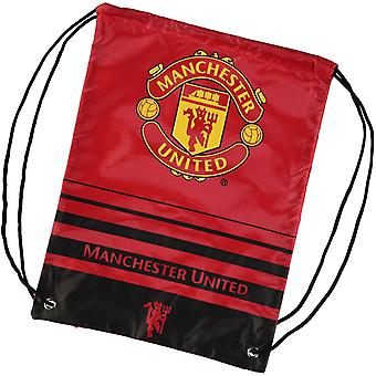 Márka nélküli Manchester United Football Gym Bag
