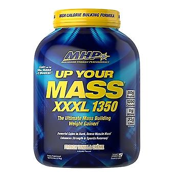 MHP Up Your Mass Xxxl 1350 french vanilla creme 2700 gr