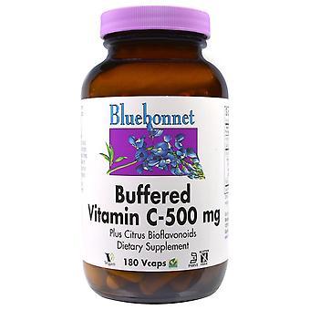 Bluebonnet Nutrition, Vitamine C tamponnée, 500 mg, 180 Vcaps