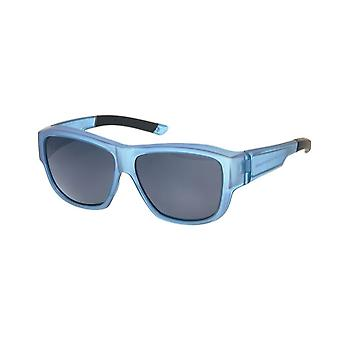 Sunglasses Unisex blue with grey lens Vz0037lk