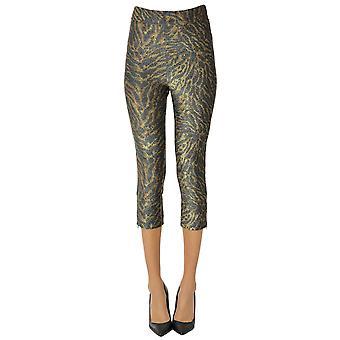 Pantalon en polyester multicolore Ganni Ezgl419009 Femmes
