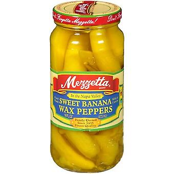 Mezzetta Sweet Banana Wax Peppers