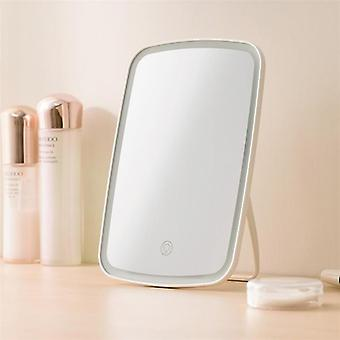 Intelligent And Portable Folding Light Led Makeup Mirror
