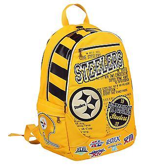 FOCO Backpack NFL Backpack-HISTORICAL Pittsburgh Steelers