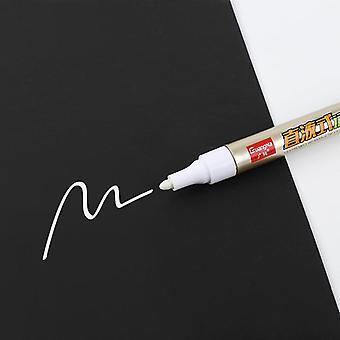 Enda rubriken Vit färg Magic Marker Penna