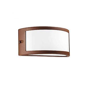 Classico lampada da parete all'aperto 1 luce
