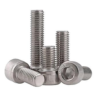 304 Inox Steel Hexagon Socket Head Cap Viti