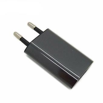 Eu/us Plug Usb شاحن، 5v محول الطاقة الجدار