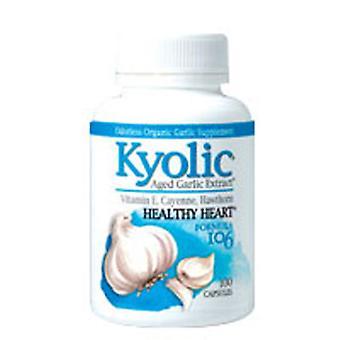Kyolic Garlic Plus Formula 106, 300 Caps