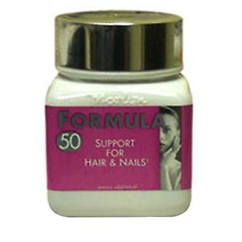 Naturally Vitamins Formula 50, 100 Sftgls