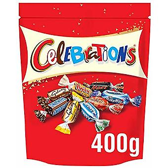 Mars Celebrations Sharing Bag 6 x 400g Bag