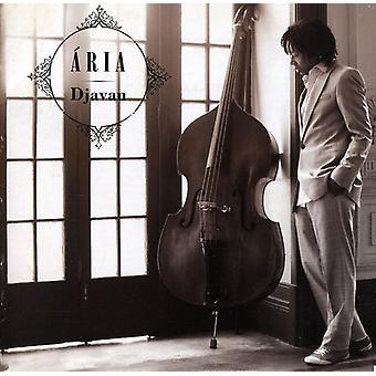 Djavanin - Aria [CD] Yhdysvallat tuoda