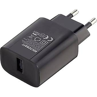 VOLTCRAFT SPS-1000 USB VC-10904490 USB charger Mains socket Max. output current 1000 mA 1 x USB