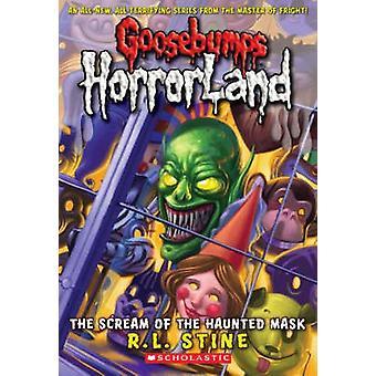 The Scream of the Haunted Mask door R.L. Stine - 9781407106922 Boek