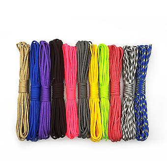 Parachute-cord Lanyard-rope Spec Type-iii 7 Strand Climbing/camping Survival