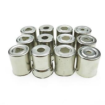 Stainless Steel Magnetron Caps For Microwave Replacement Parts Ovens