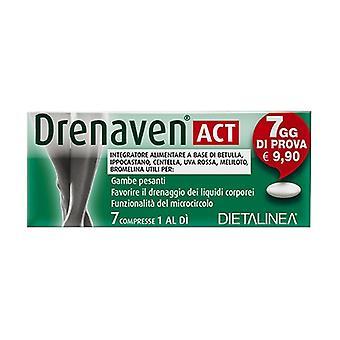 Drenaven Act 7 Days 7 tablets
