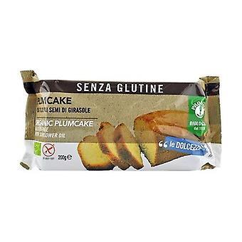 Gluten Free Plumcake 200 g