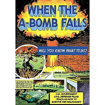 When the a-Bomb Falls [DVD] USA import