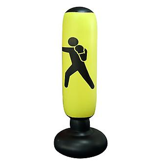 Inflatable Fitness Boxing Column Pvc Thickening Tumbler Fight Column Vent Toy