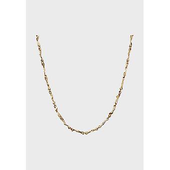 Kalevala Collier Women's Rannio 14K Gold 135105046 - Length 465 mm