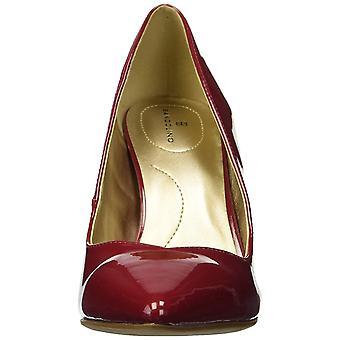Bandolino Womens Fatin Fabric Pointed Toe Classic Pumps