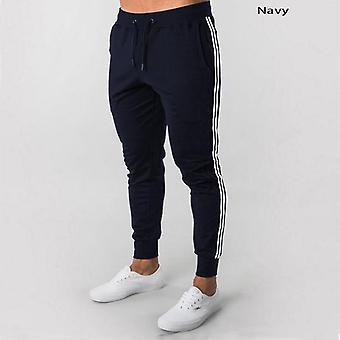 Men's Joggers Casual Pants Fitness Sportswear Tracksuit