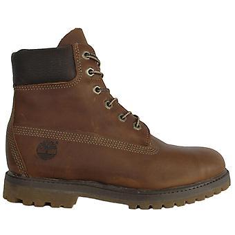 Timberland AF 6 tommers premium kvinner jenter vanntett skinn støvler 8261R B73C
