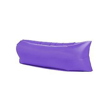 Plage gonflable Pliant-sac de couchage