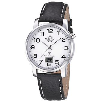 Mens Watch Master Time MTGA-10294-12L, Quartz, 41mm, 3ATM