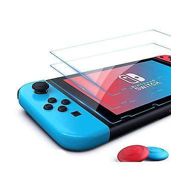Tempered Glass For Nintendo Switch, Protective Screen Protector