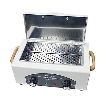 Nail Art Equipment High Temperature Sterilizer Box With Hot Air - Disinfection