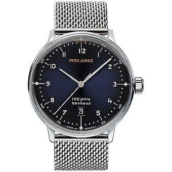 Iron Annie - Armbanduhr - Herren - Quarz - Bauhaus - 5046M-3