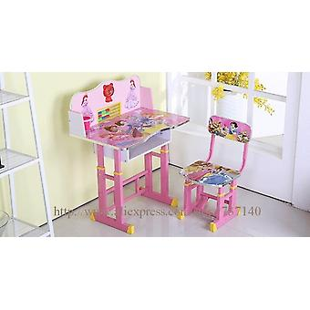 Kids Study Desk's Multifunction Study Tables Set Study Table And Chair