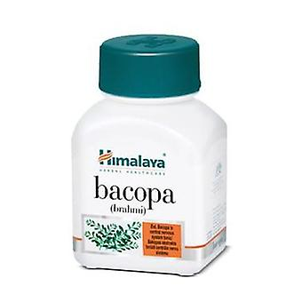 Bacopa Memory Wellness 60 vegetable capsules