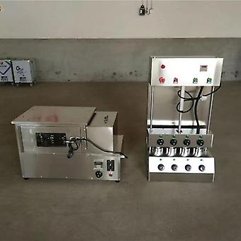 Pizza Cone, Bakery, Pizza Cone Maker Machine